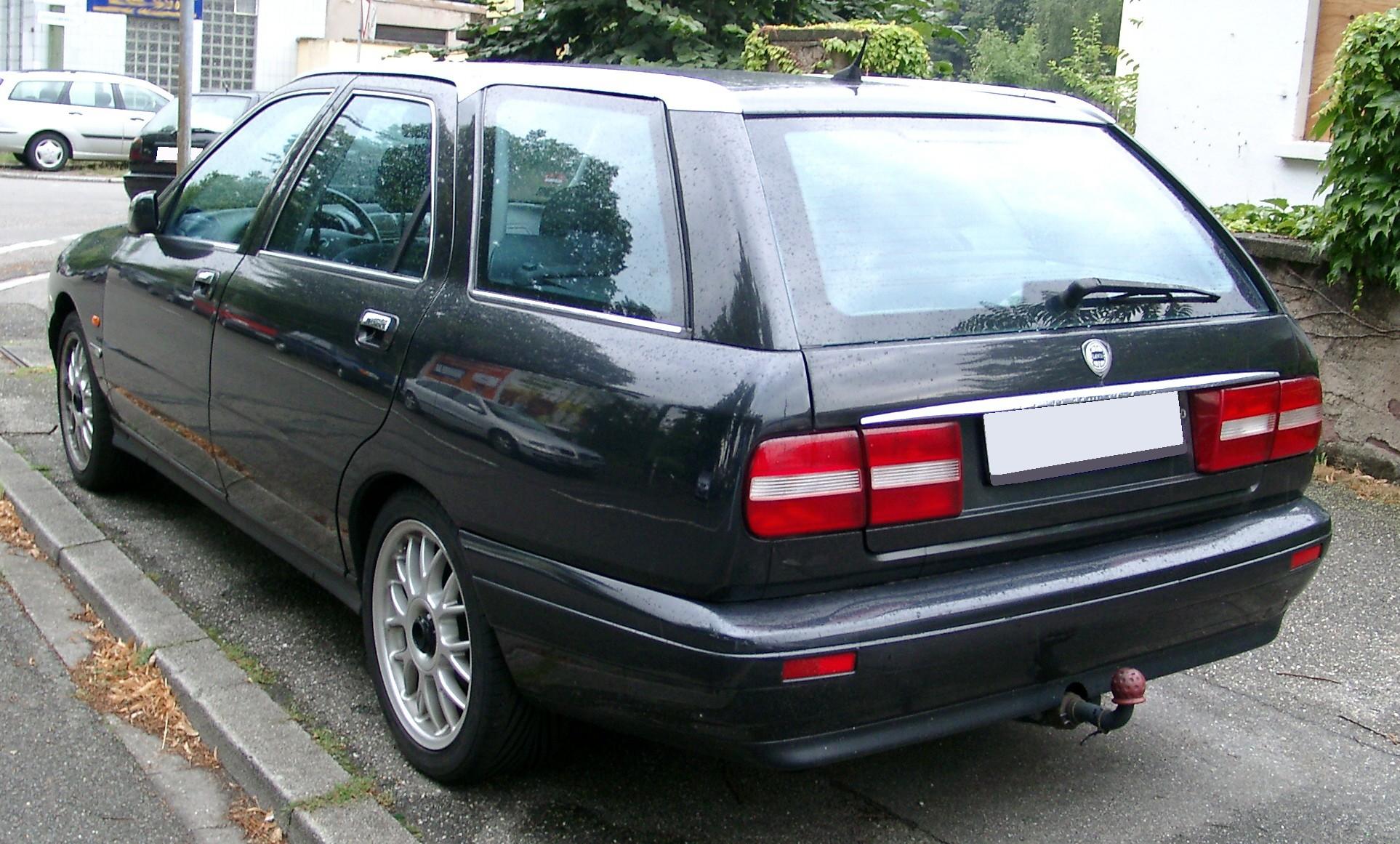 Lancia Kappa Station Wagon