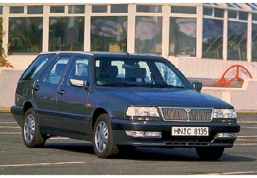 Lancia Thema Station Wagon