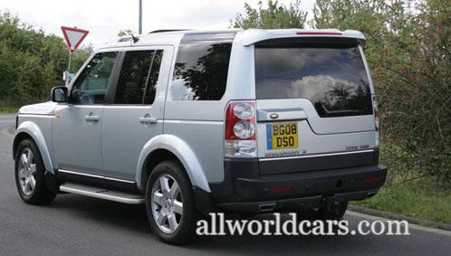 Land Rover Discovery 3 V8 SE