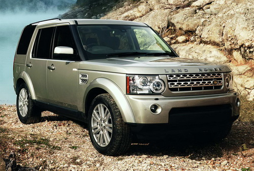 Land Rover Discovery 4 V8 HSE