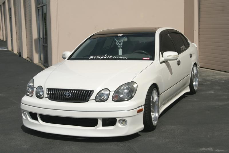 Lexus GS 300 AT Luxury