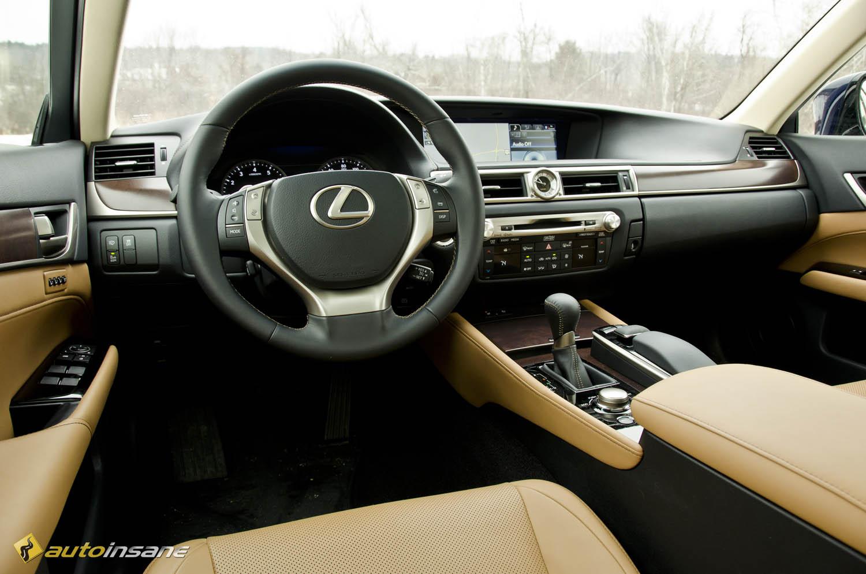 Lexus GS 350 AWD