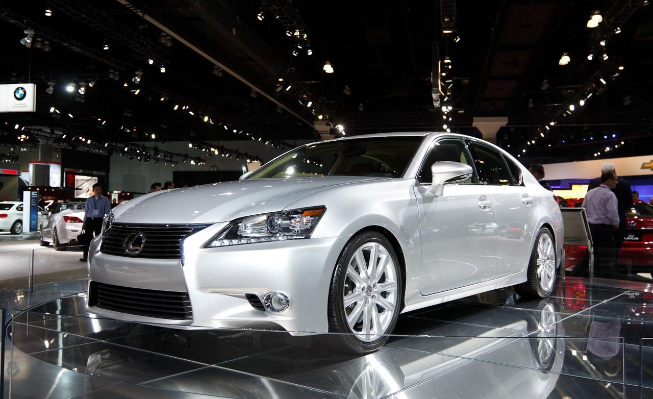 Lexus GS 350 AWD AT Luxury