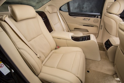 Lexus LS 460 AT Executive