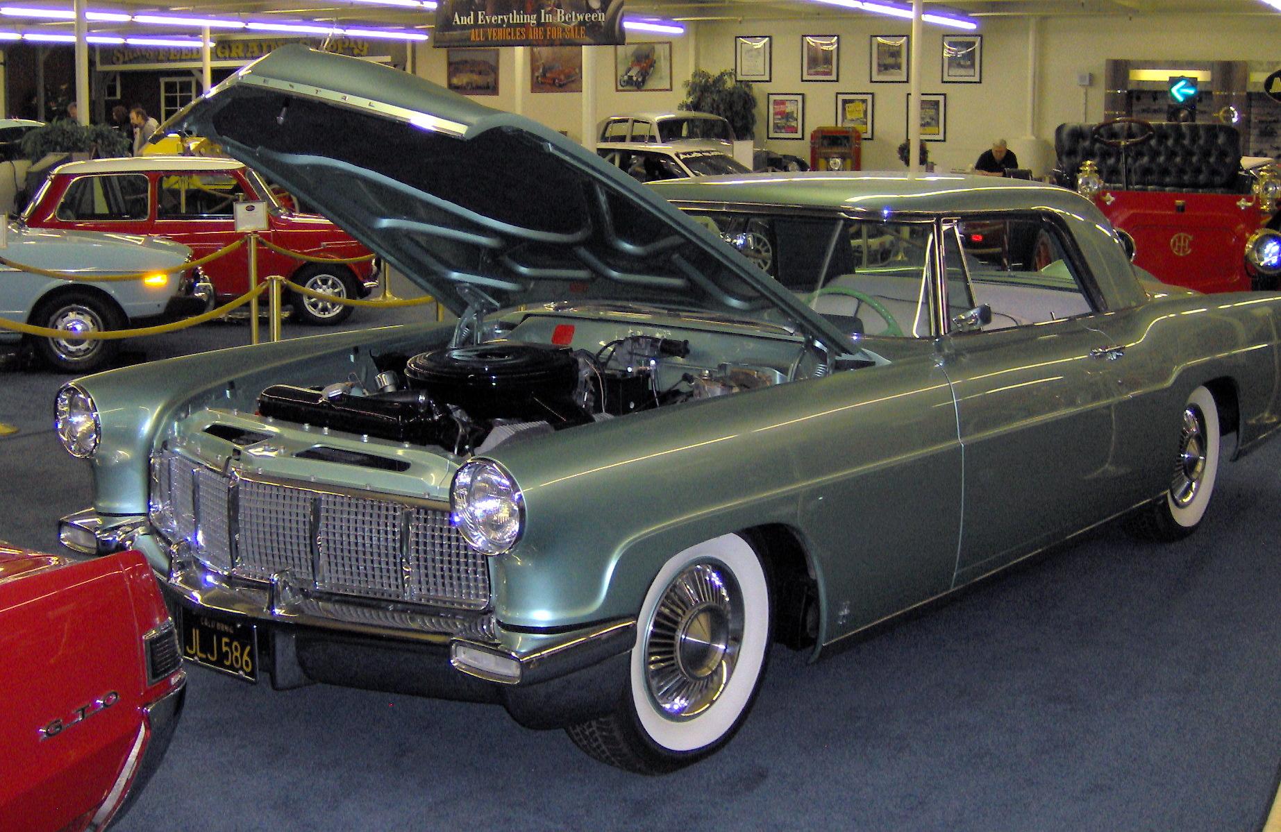 Lincoln Continental Mk II