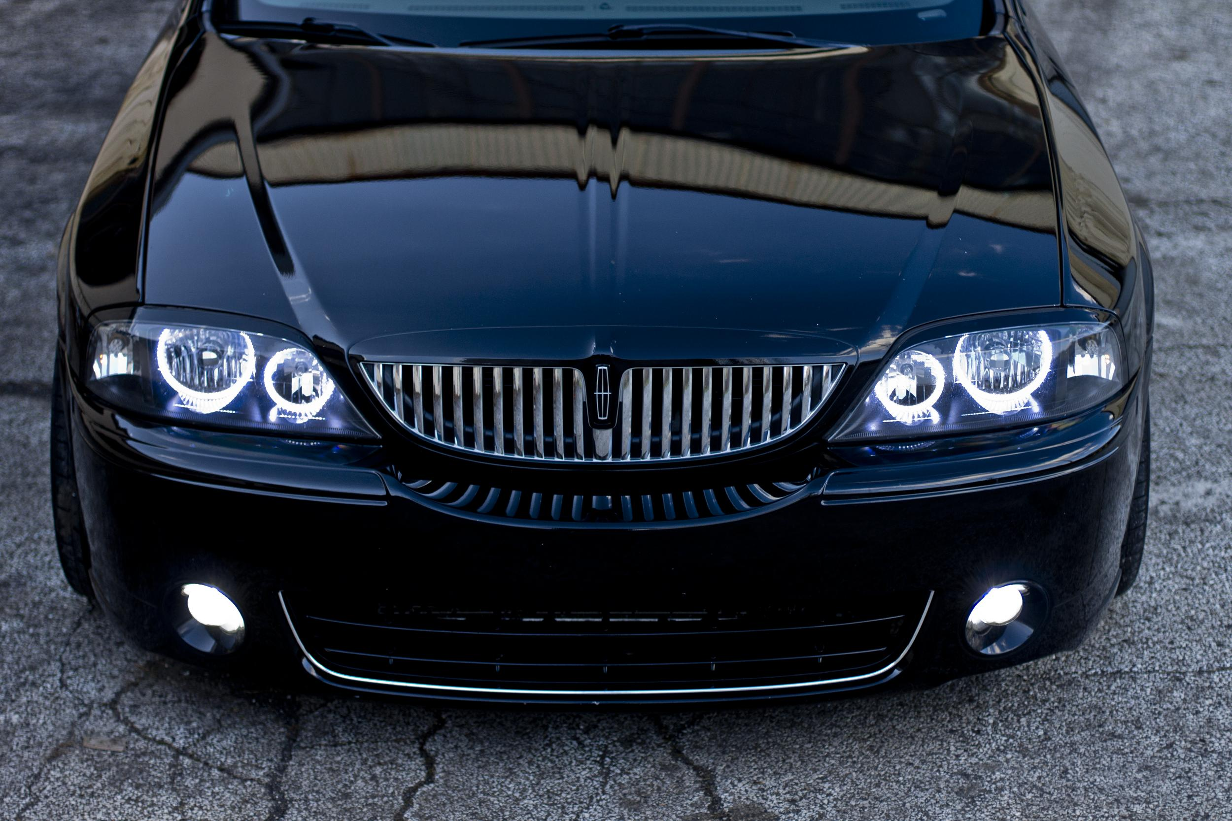 Lincoln LS V8 Ultimate
