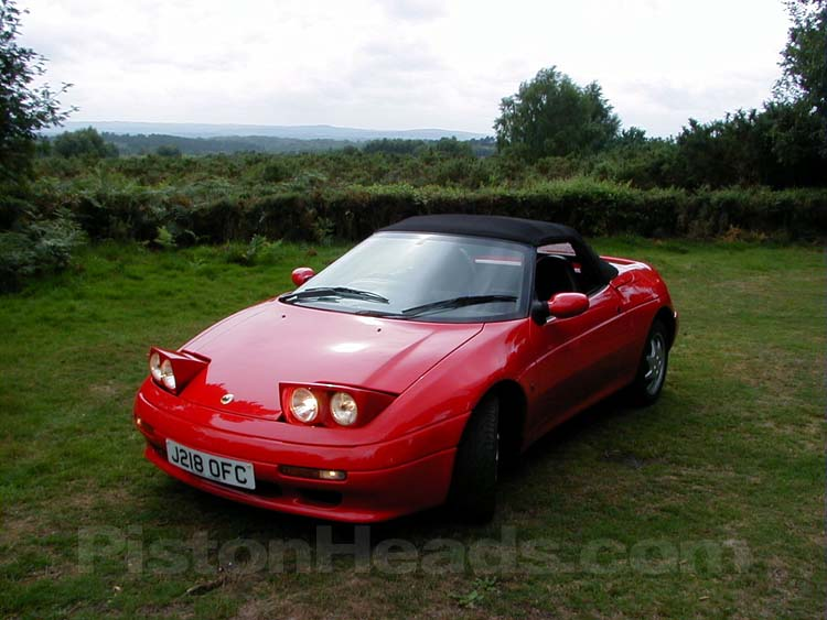 Lotus Elan M100