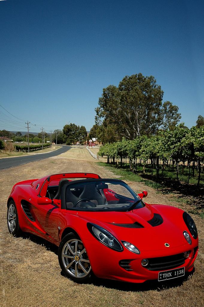 Lotus Elise Convertible R