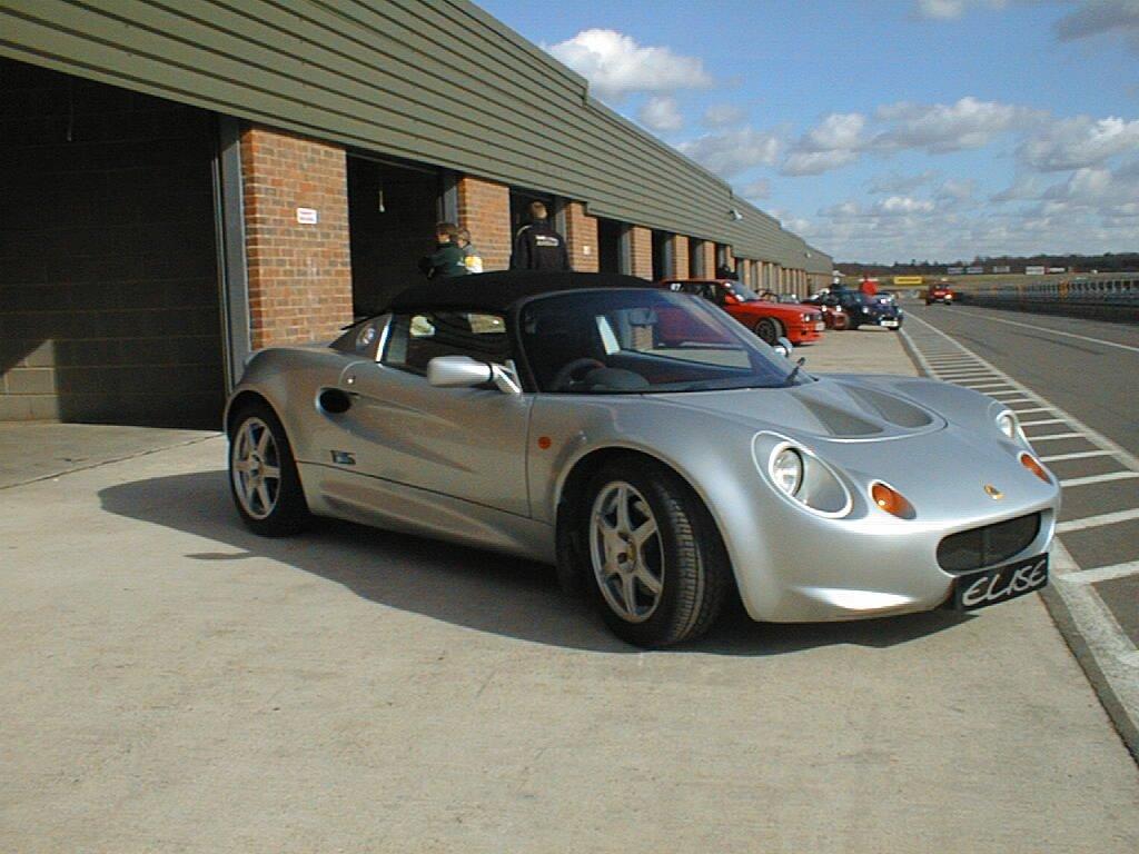 Lotus Elise Sport 135