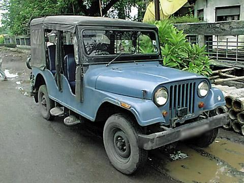 Mahindra Commander 750 ST 2WD