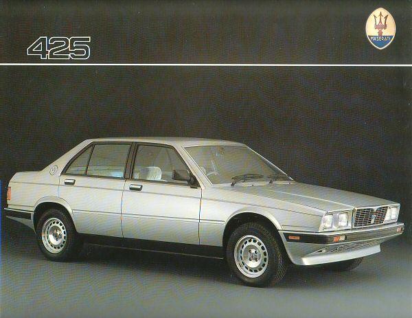 Maserati Biturbo 425 i