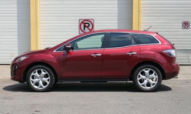 Mazda CX-7 s Grand Touring 4WD