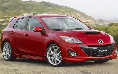 Mazda MazdaSpeed3 Sport
