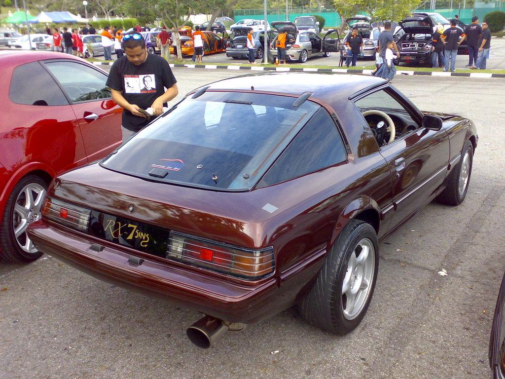 Mazda RX-7 Savanna