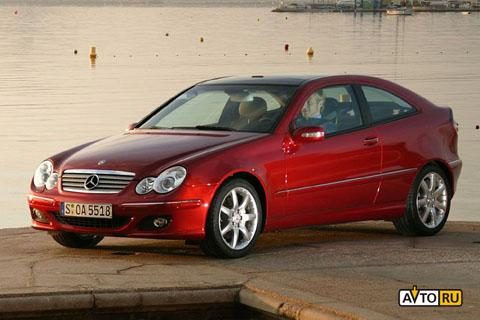 Mercedes-Benz C 160 Kompressor AT