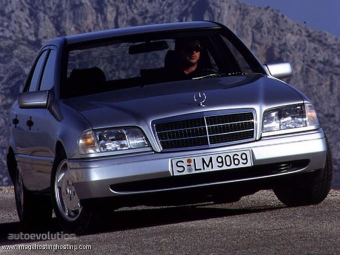Mercedes-Benz C 200 Kompressor 192hp MT