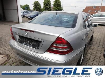 Mercedes-Benz C 220 CDI 143hp MT