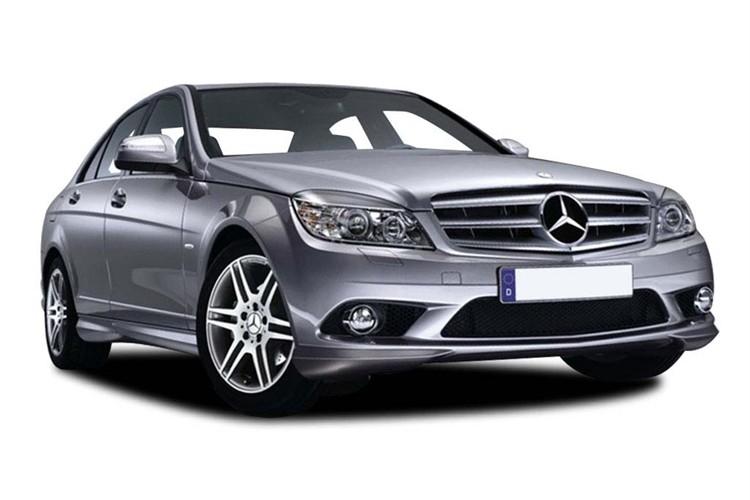 Mercedes-Benz C 250 CGI BlueEfficiency