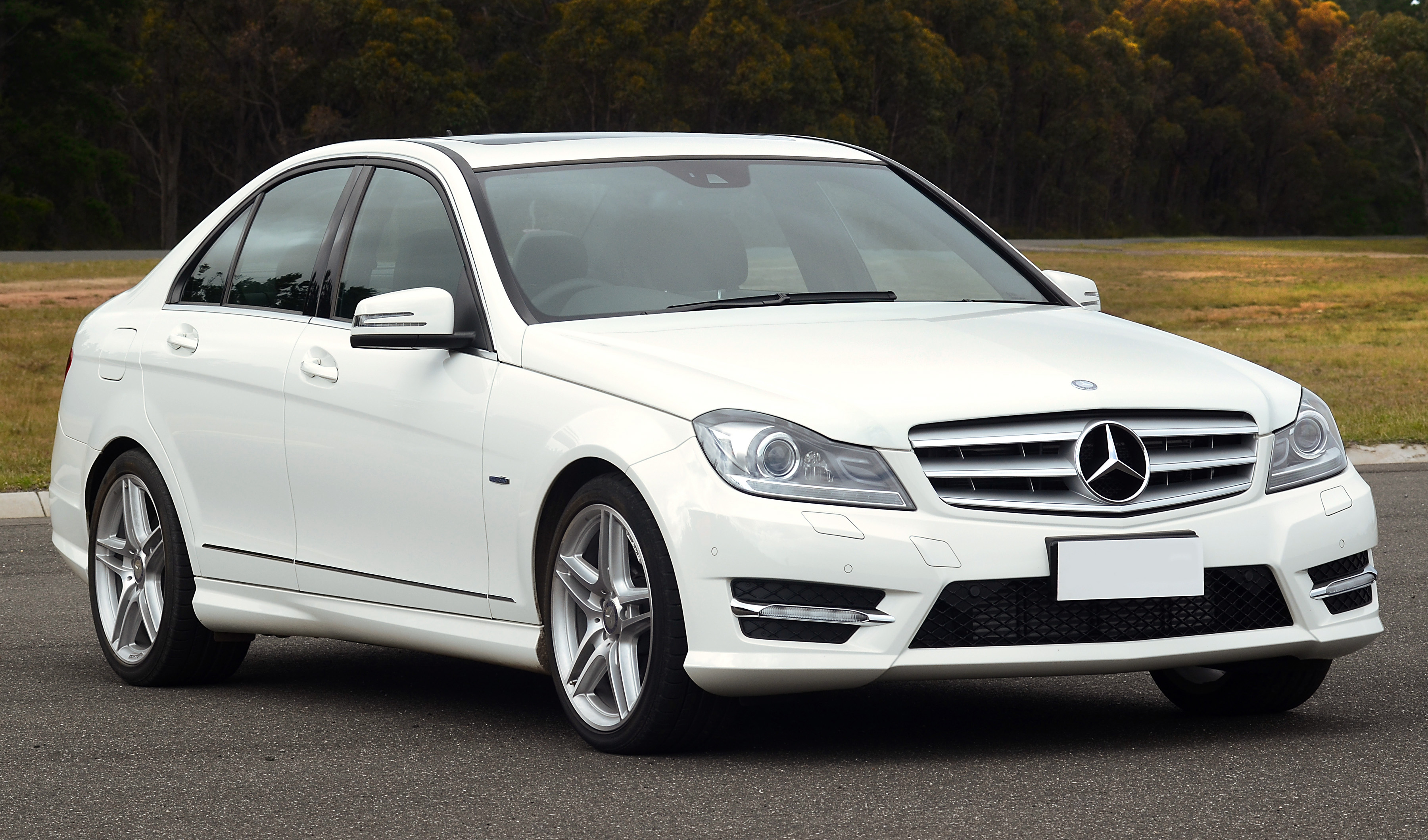 Mercedes-Benz C 250 D AT