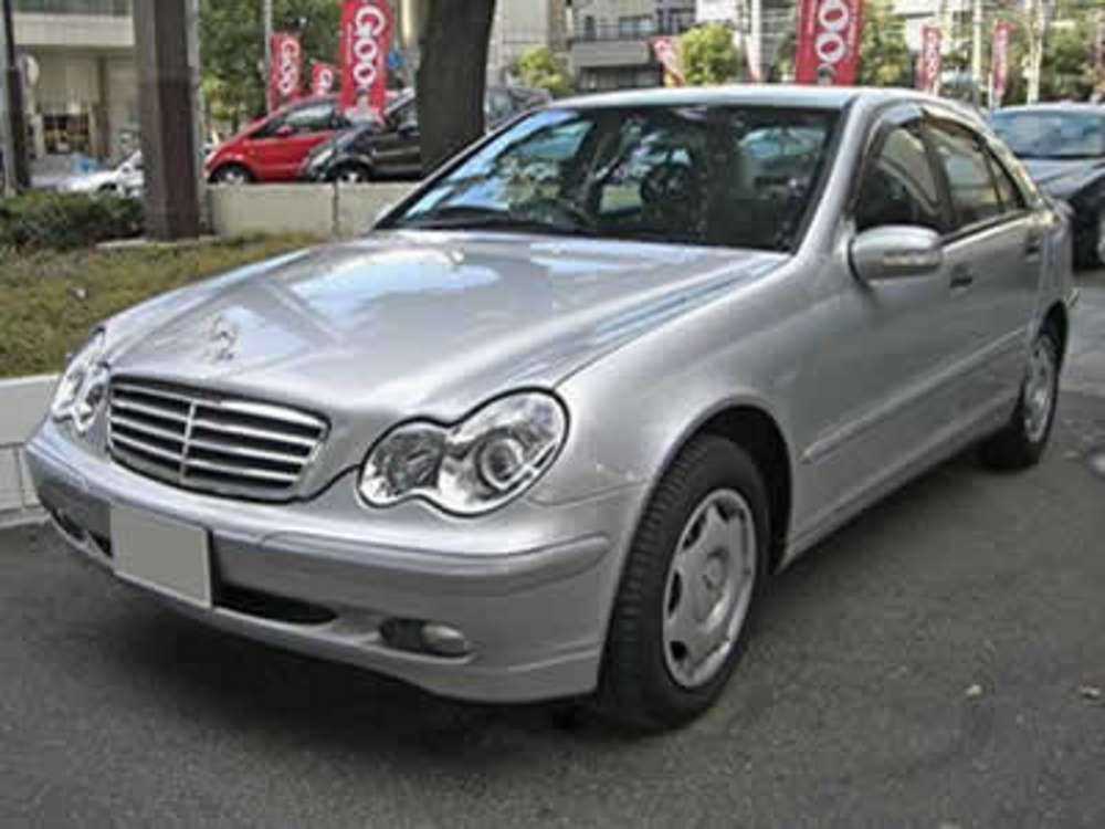 Mercedes-Benz C180 Automatic
