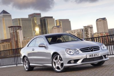 Mercedes-Benz CLK CLK 200 Kompressor MT