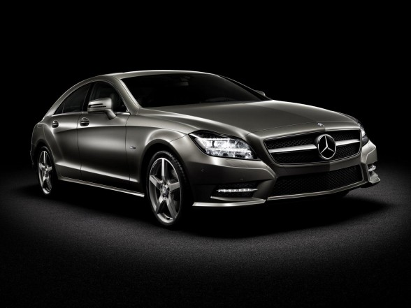 Mercedes-Benz CLS 350 BlueEfficiency