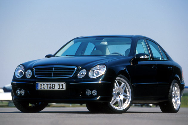 Mercedes-Benz E 320 224hp AT