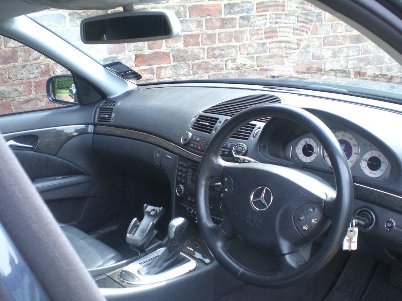 Mercedes-Benz E E 270 CDI
