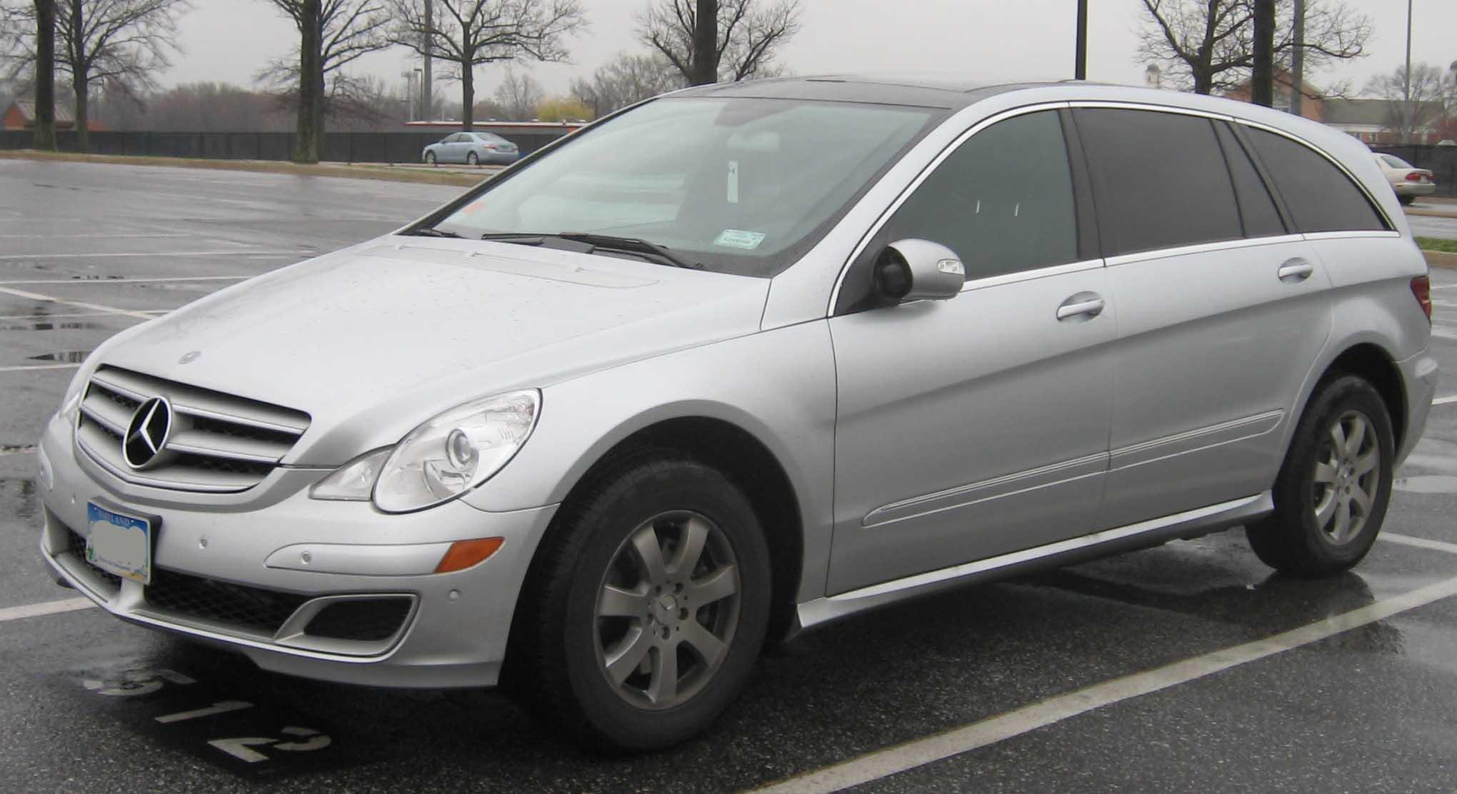 Mercedes-Benz R 350