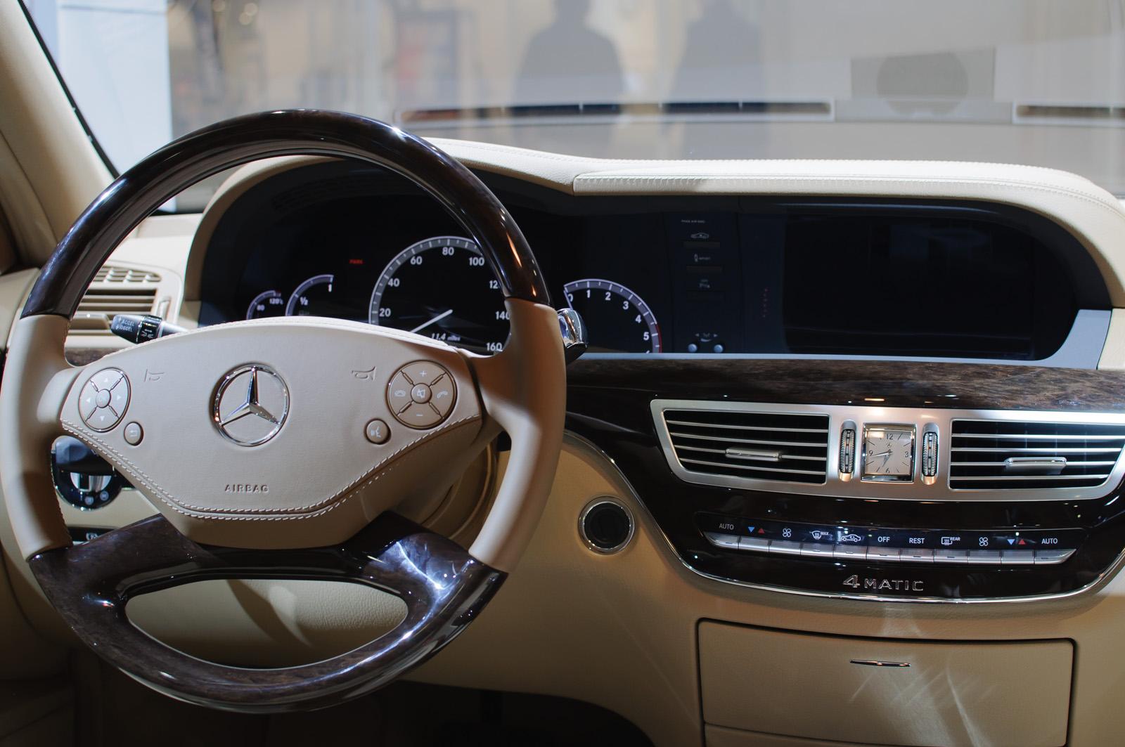 Mercedes-Benz S 350 4Matic AT