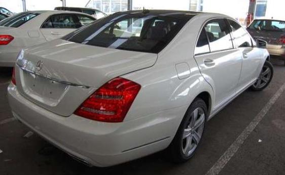 Mercedes-Benz S 450 CDi L