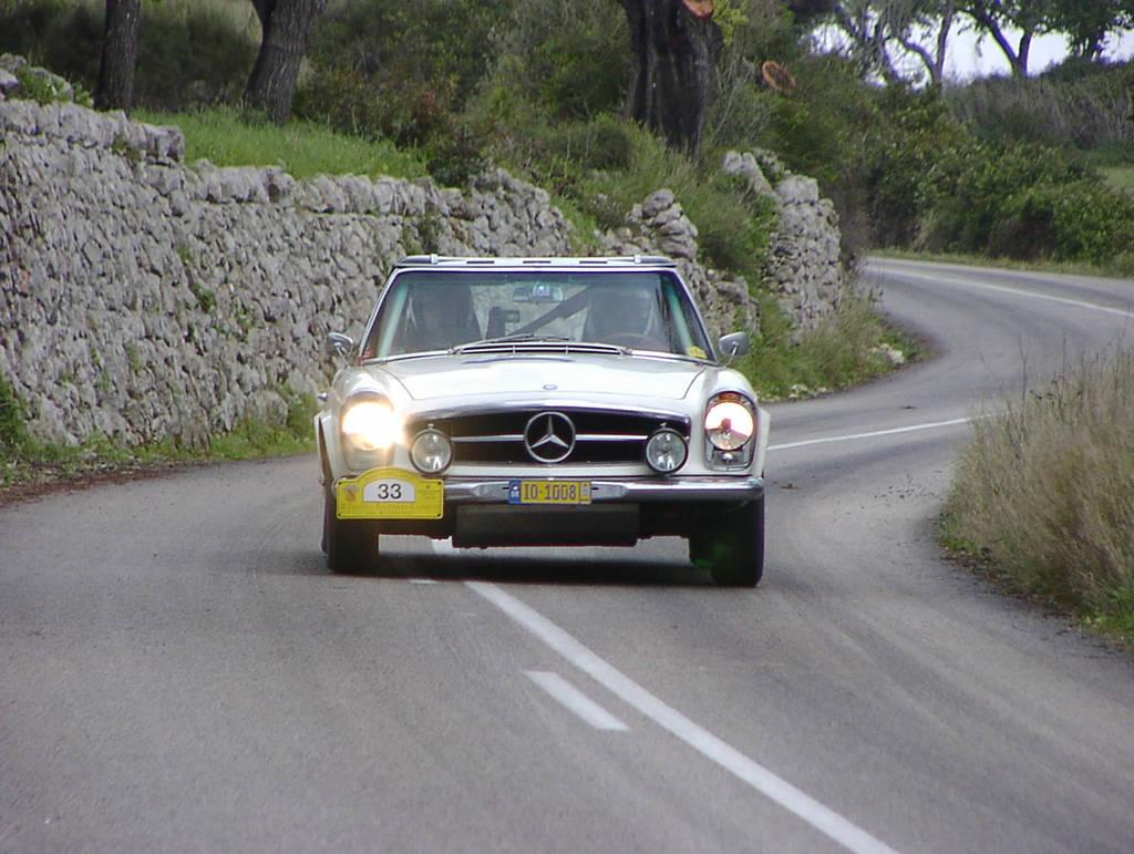Mercedes-Benz SL 250