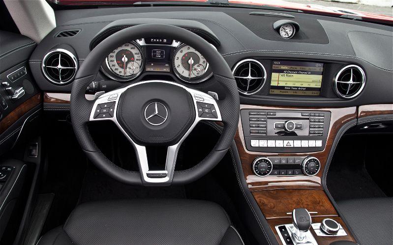 Mercedes-Benz SL 550 Roadster