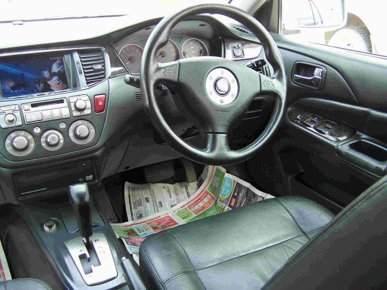 Mitsubishi Lancer Cedia Wagon