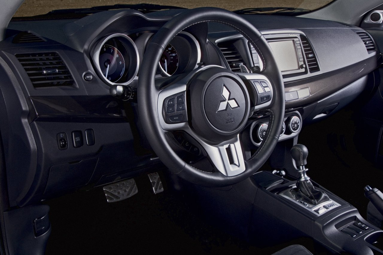 Mitsubishi Lancer Evolution MR