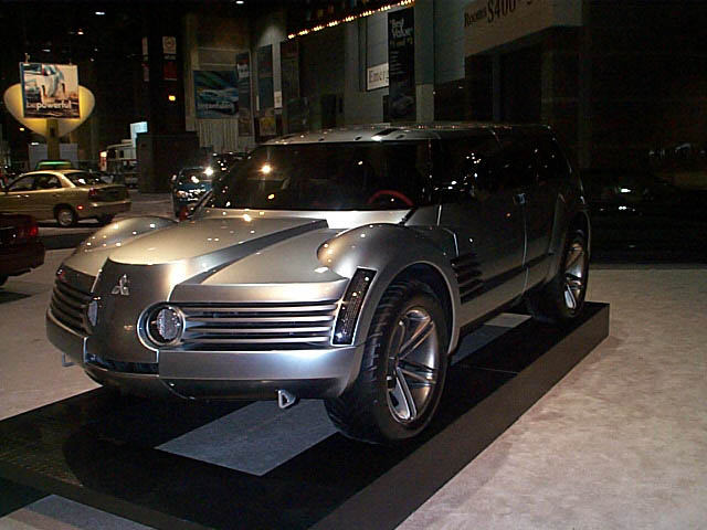 Mitsubishi SSU