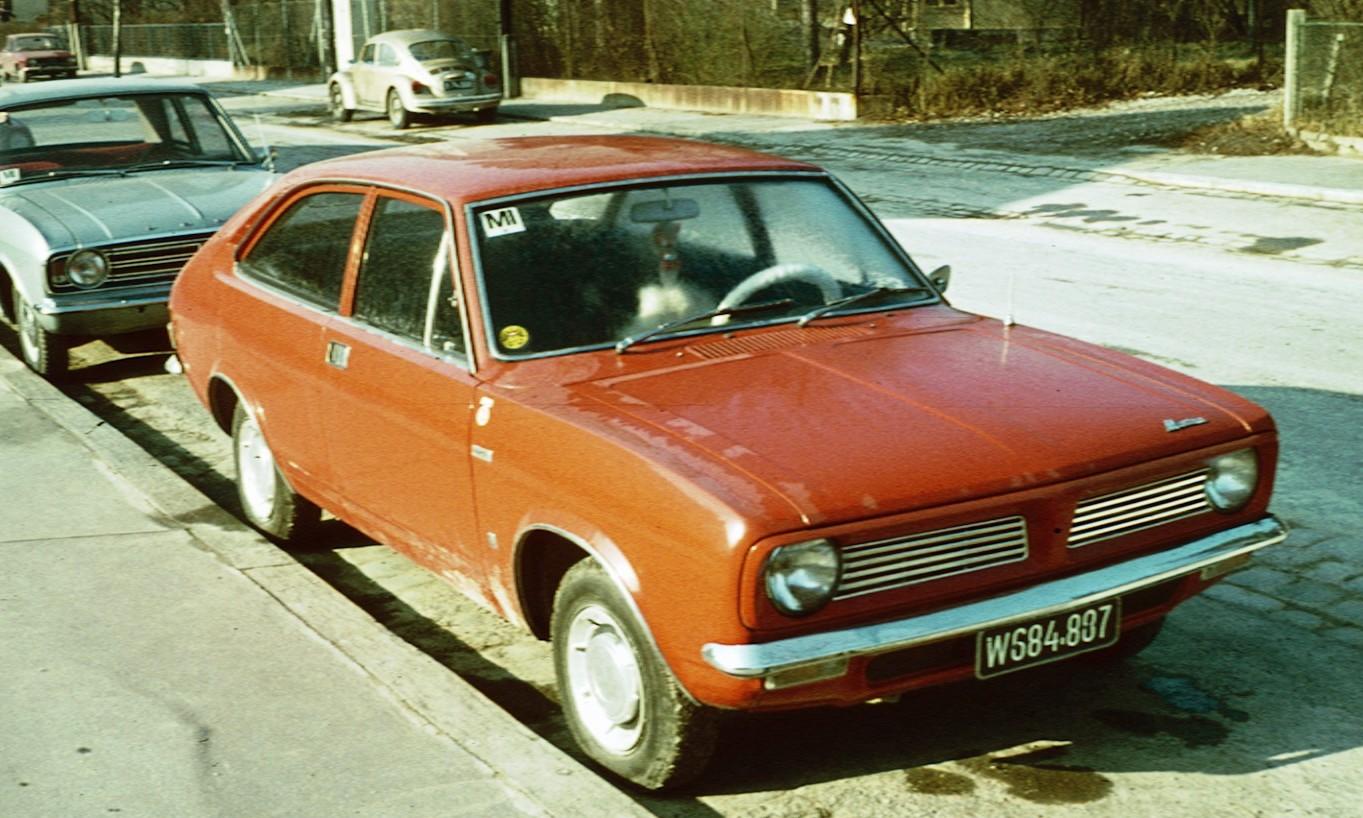 Morris Marina 1300