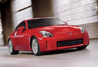 Nissan 350Z Roadster Grand Touring