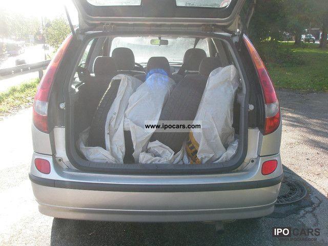 Nissan Almera Tino Acenta Plus