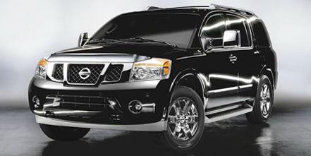 Nissan Armada Platinum