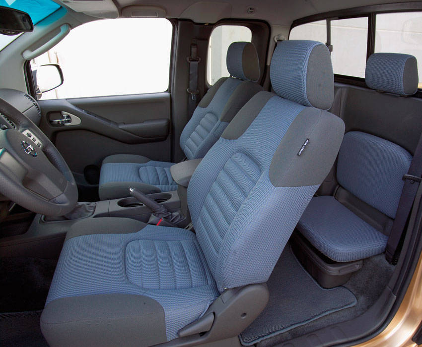 Nissan Frontier King Cab S