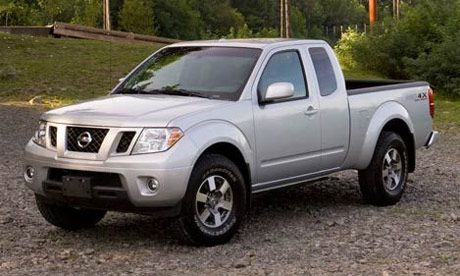Nissan Frontier King Cab SV