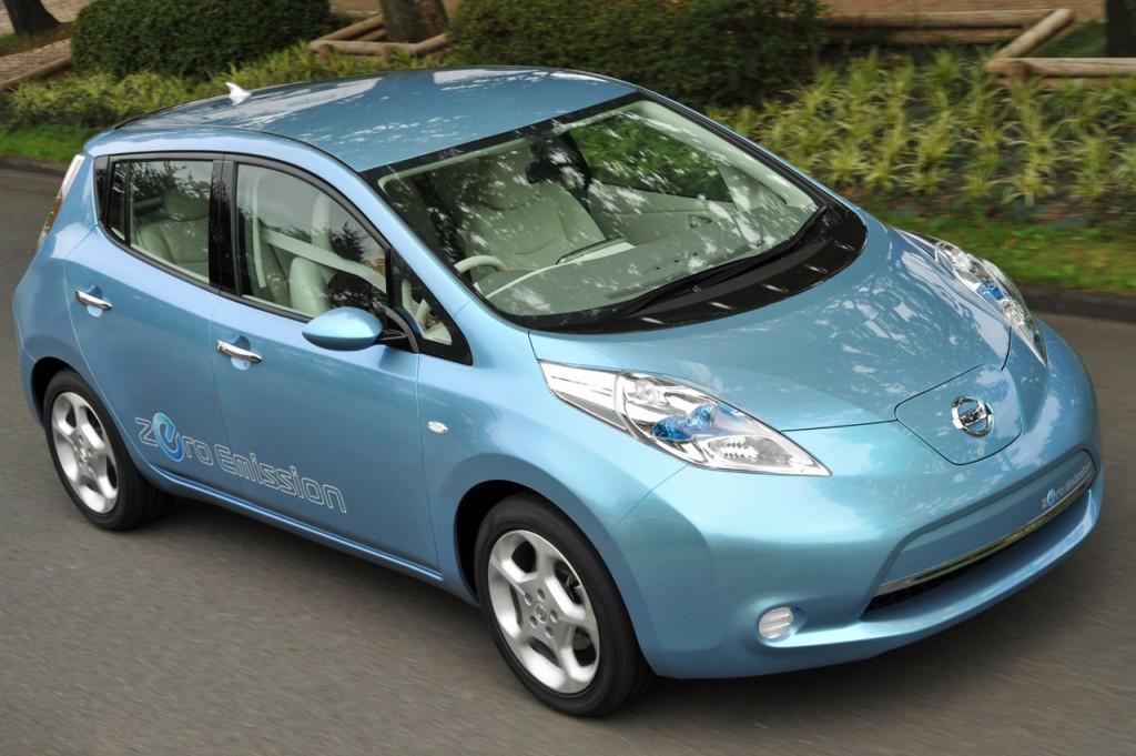 Nissan Leaf Electro