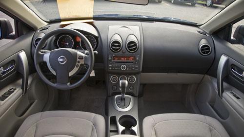 Nissan Rogue S AWD