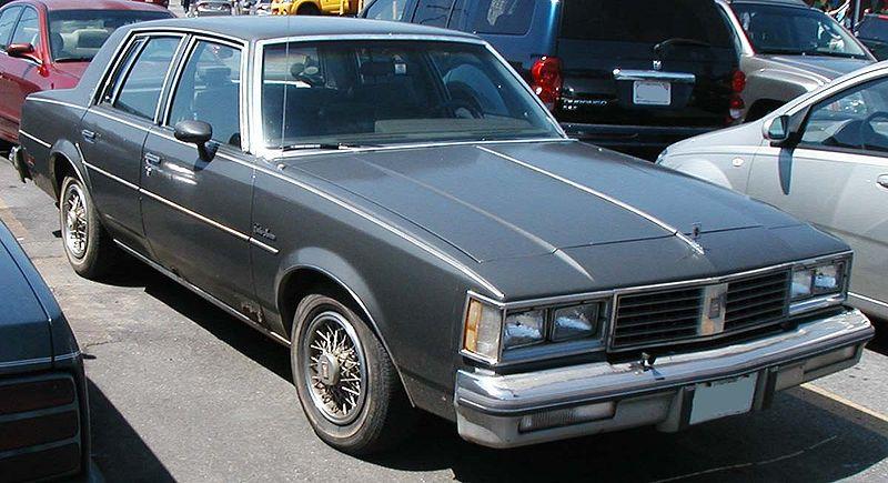 Oldsmobile Cutlass Break