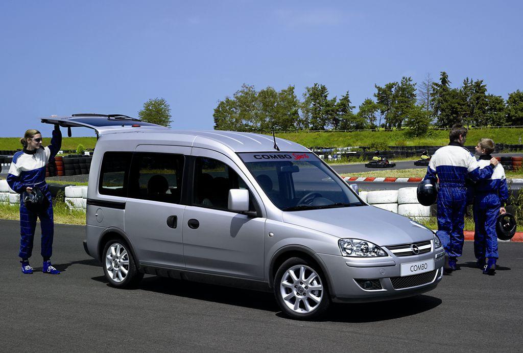 Opel Corsa Combo