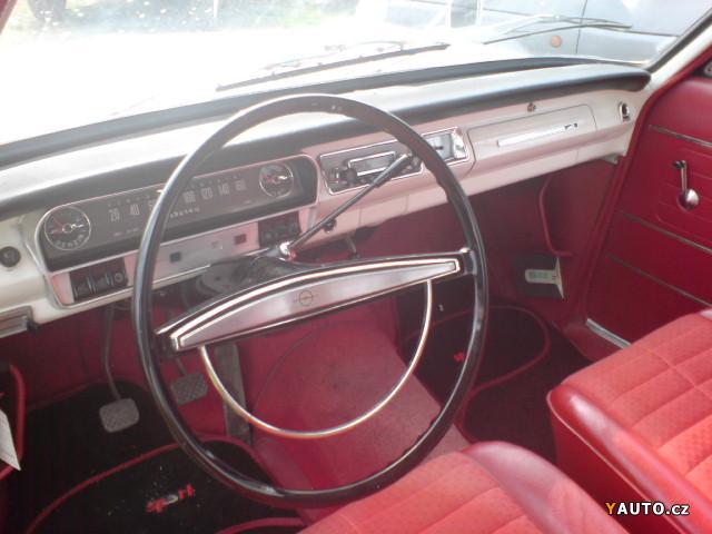 Opel Olympia 1700