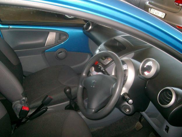 Peugeot 107 X-Line