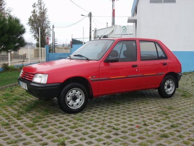 Peugeot 205 Colorline