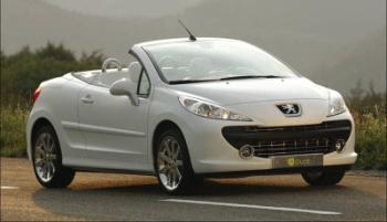 Peugeot 207 CC Filou HDi